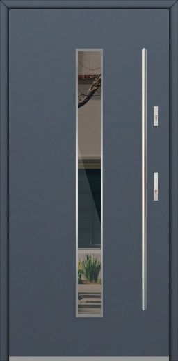 Fargo Fi08A - contemporary front door