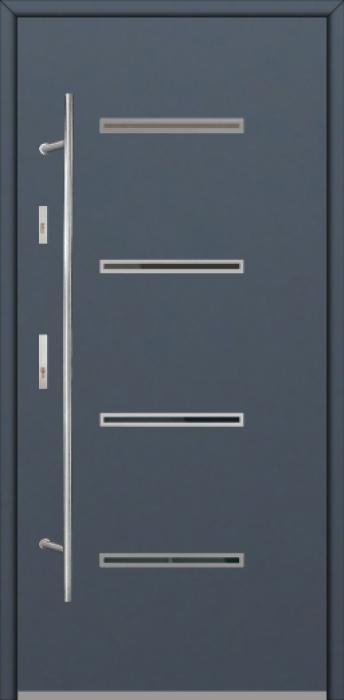 Fargo Fi09A - exclusive external front door