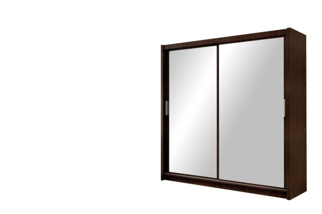 Porth 203 - sliding door armoire