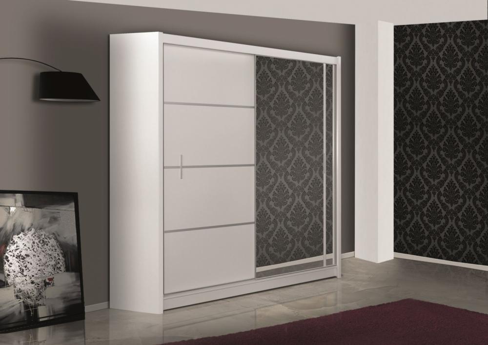 Vezon 180 - free standing closet wardrobe