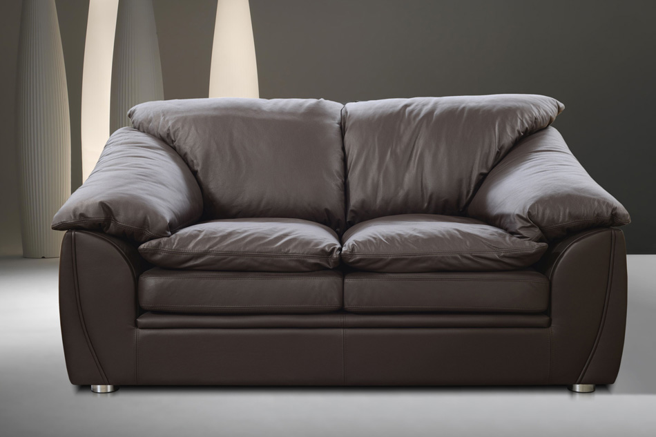 Ibiza - Faux Leather 2 seater sofa