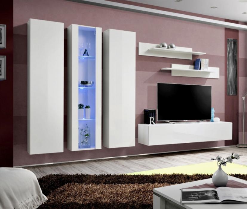 Idea 3 - modern tv console for 75 inch tv