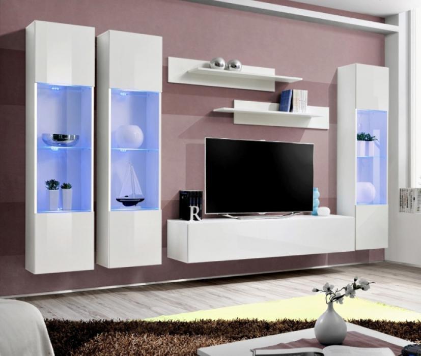 Idea d11 - contemporary entertainment center