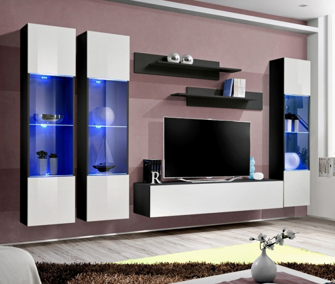 Idea d12 - tv entertainment stand