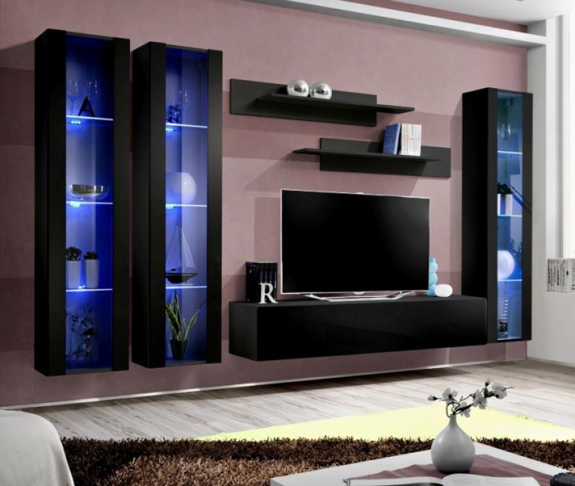 Idea d8 - wall entertainment center