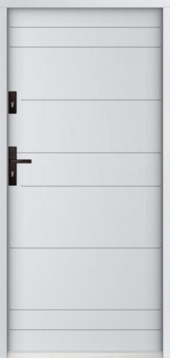 Sta Irala - modern simple front door
