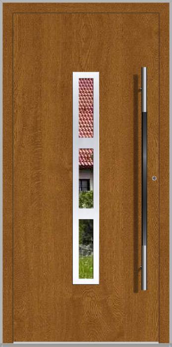 LIM Orin - Aluminium front door