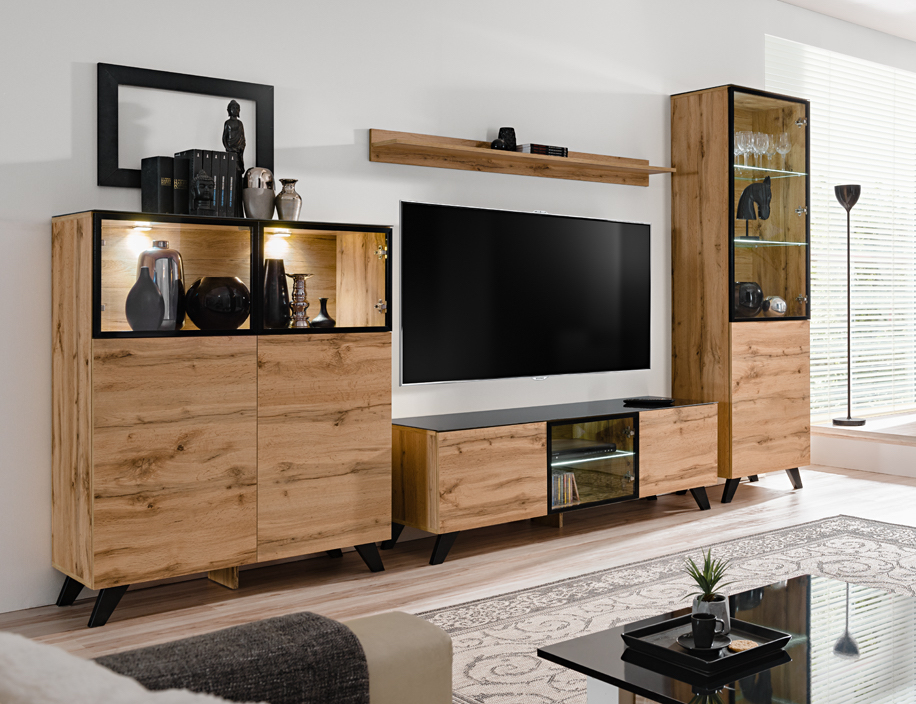 Tampa - Woton entertainment wall unit