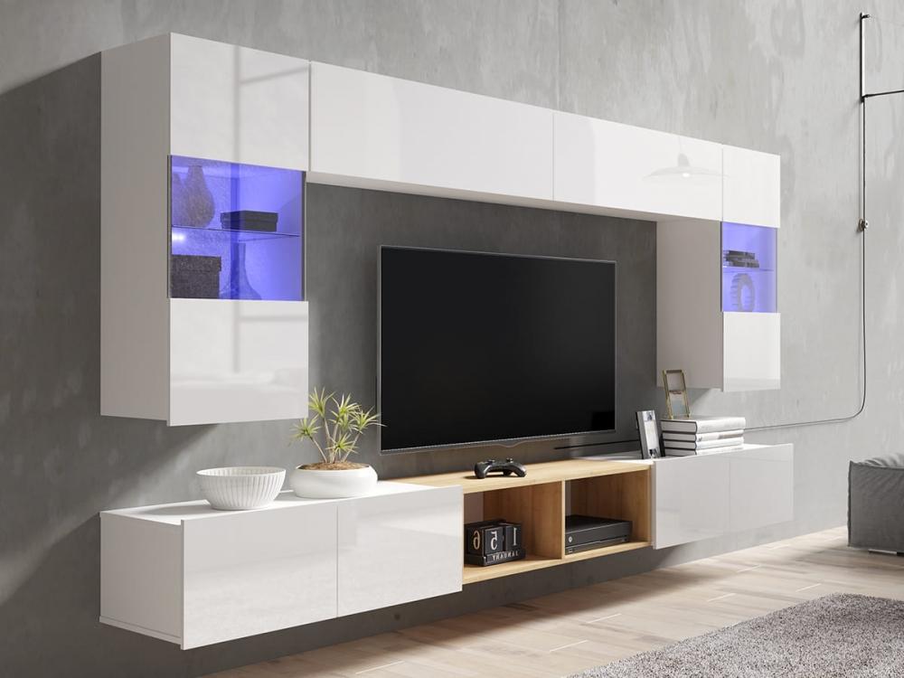Cela 23 - entertainment center wall unit