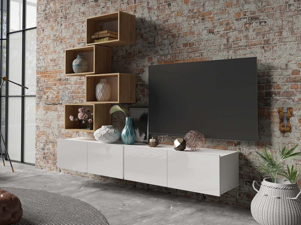 Cela 30 - wall entertainment center