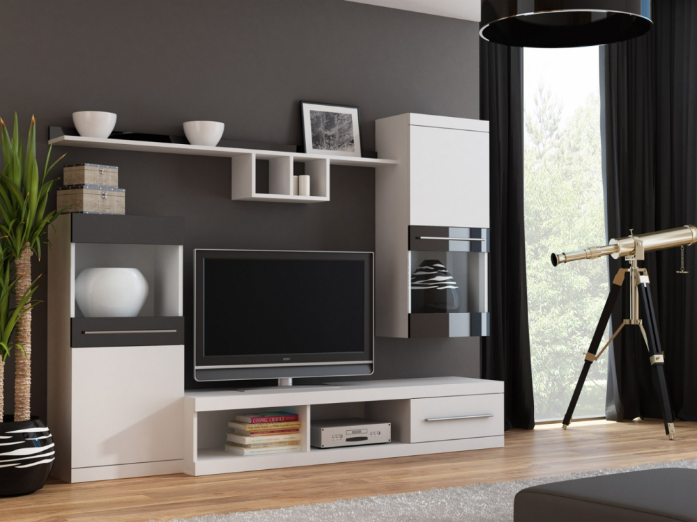 Merida 2 - affordable entertainment center