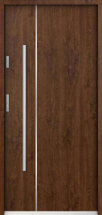 Sta Nakamoto - external modern front door