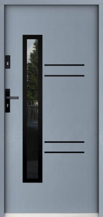 Sta Avila Neo - external single front door