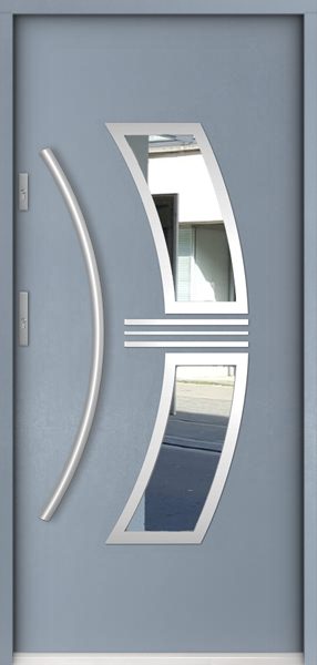 Sta Sirius - external door with window