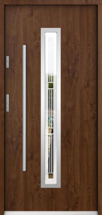 Sta Magellan - beautiful front door