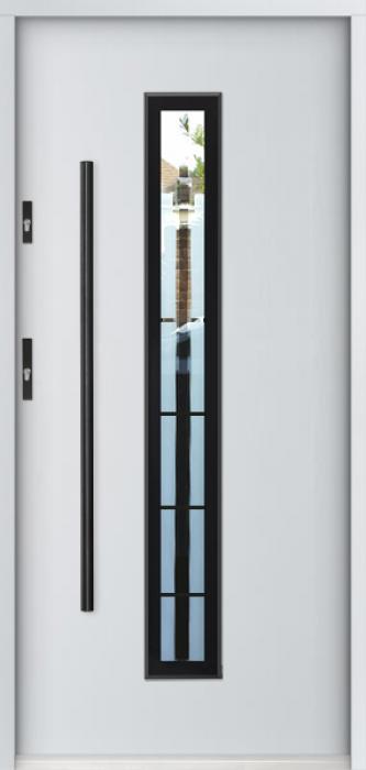 Sta Kepler 3D - external single house door