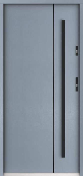 Sta Nakamoto Noir - external modern front door