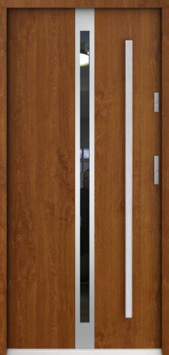 Sta Lemos - metal single front door for sale