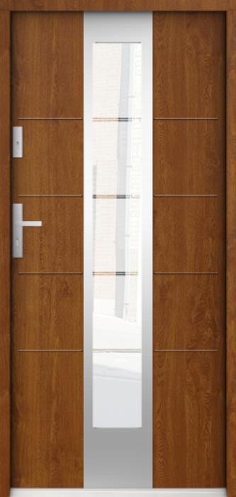 Sta Torres - modern front door