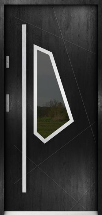 Sta Diaz - modern front doors