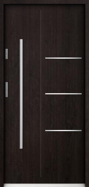 Sta Pires - contemporary single front doors