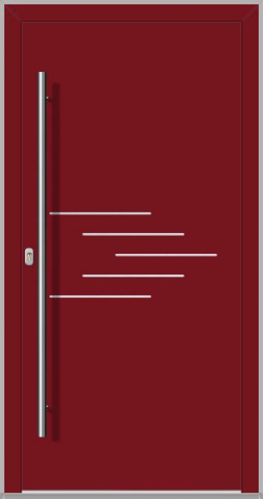 LIM Rapid - aluminum outdoor door