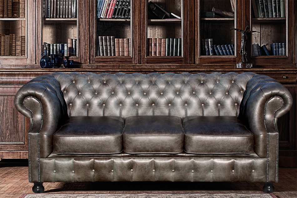 Lord Bis - affordable faux leather 2 seater sofa