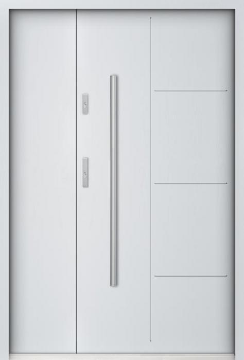 Sta Tales Uno - steel exterior door