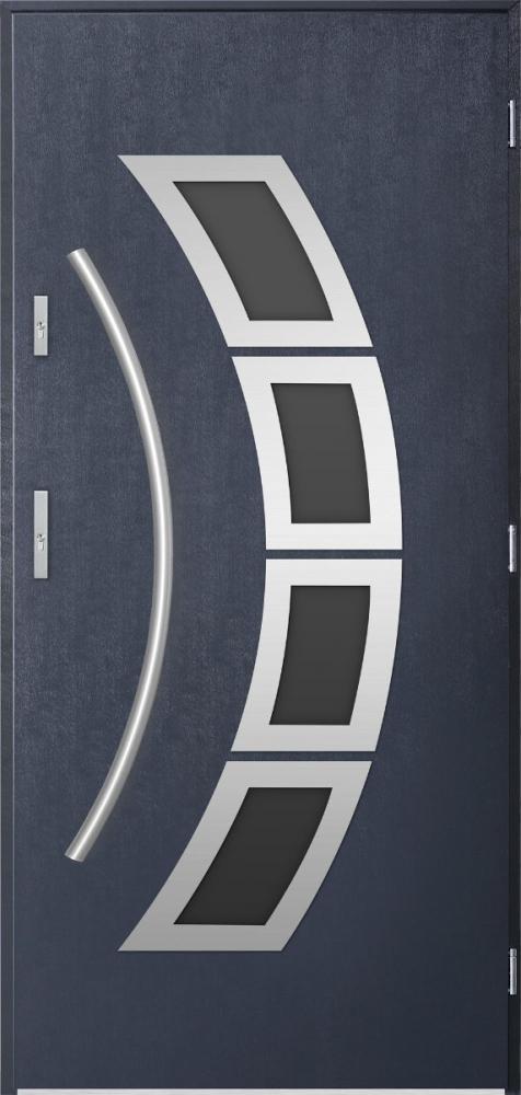 Sta Taurus - steel front door