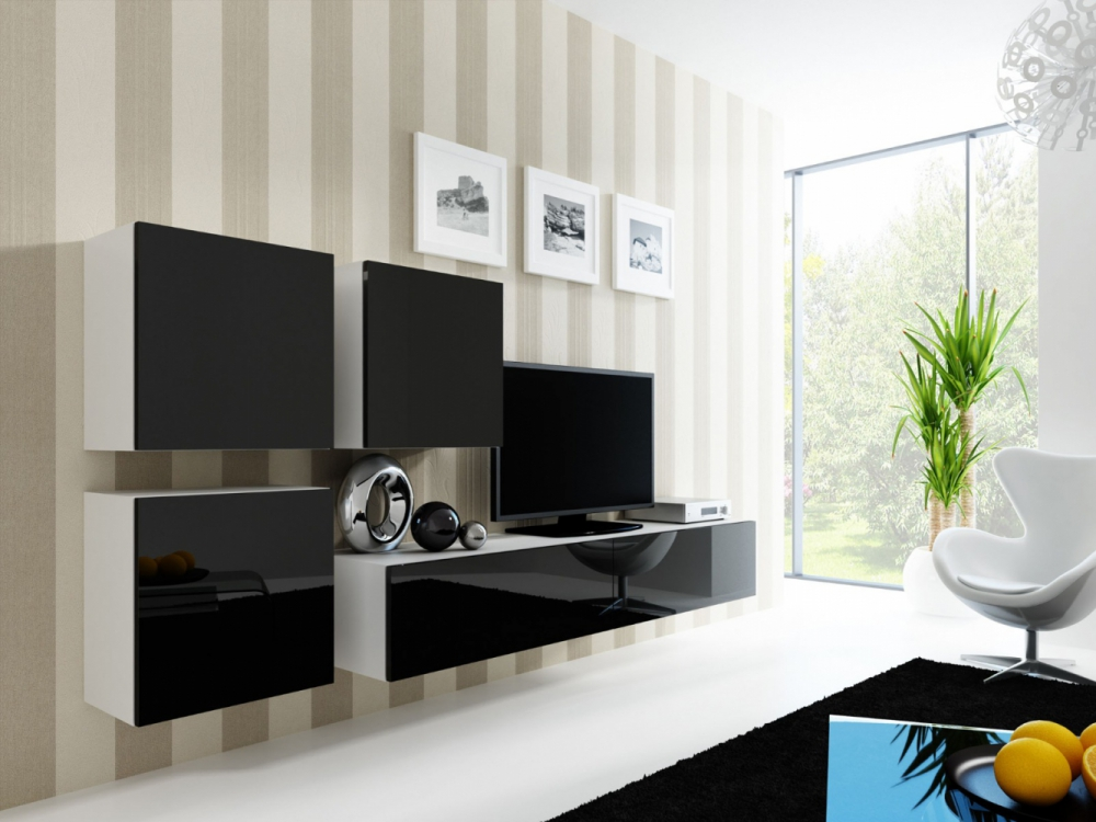 Vilado 23 - wall mounted tv unit