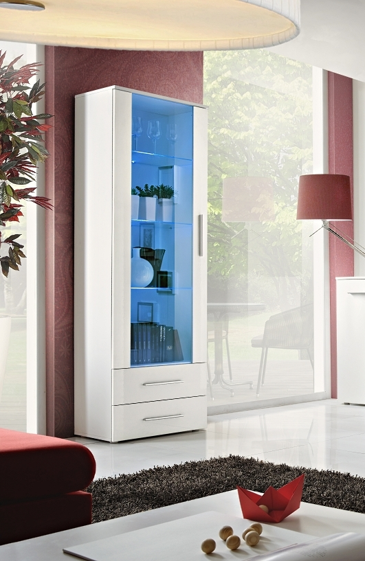 Telia one tall cabinet