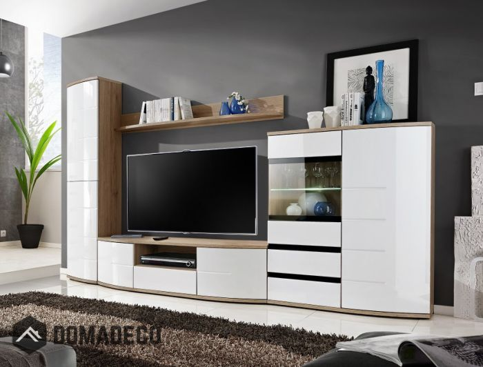 Timore 2 Tall Tv Stands For Flat Screens