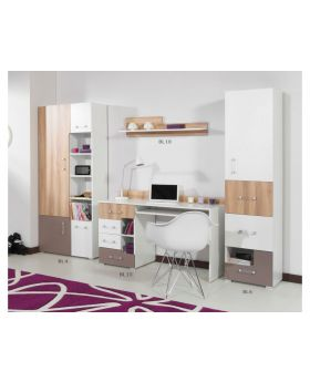 City F - kids bedroom set