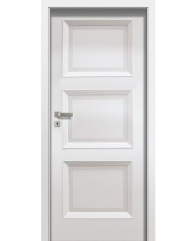 Plano VER - white interior door