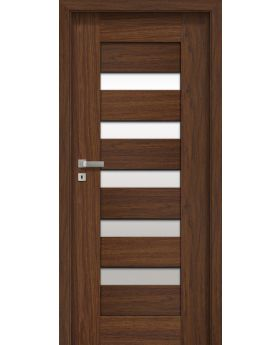 Plano SEM - interior wooden door