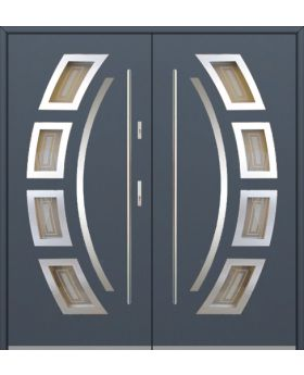 Fargo 21 double - double front doors / french doors