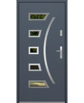 Fargo 23 - single front doors