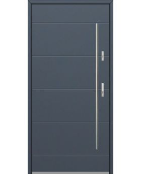 Fargo 26C - steel entry door