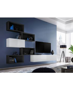 Boise VIII - tv entertainment stand