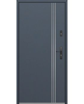 Fargo 32A - modern front single door