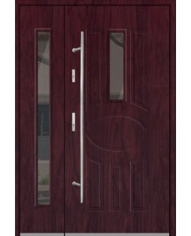 Fargo 33 DB - entrance door with side panel