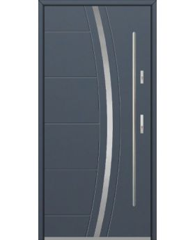 Fargo 40 - single external front doors