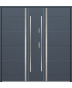 Fargo 41A double - double front doors / french doors
