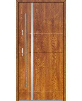 Fargo 41A - contemporary single front door