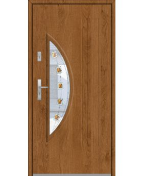 Fargo 7 - external single front door