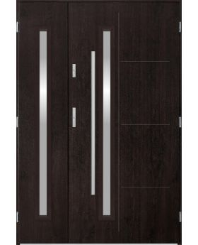 Arago Duo - double front entry door