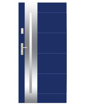 Fargo 26 CAMELEON - navy blue front door