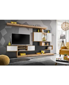 Aspaler - media wall unit