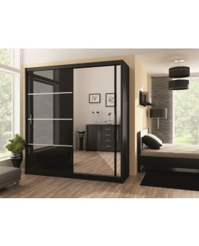 Vezon 203 - sliding door armoire