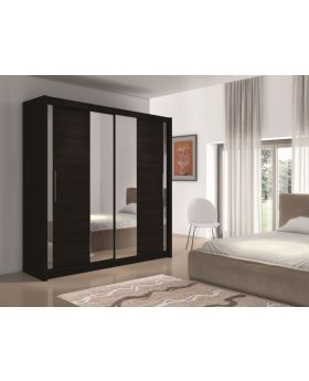 Soho I - wenge or oak wardrobe